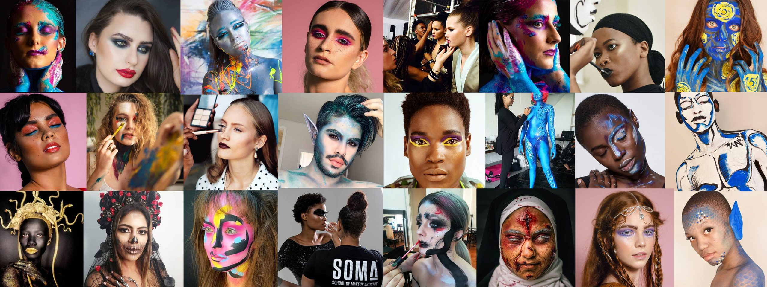 Soma School Of Makeup Artistry